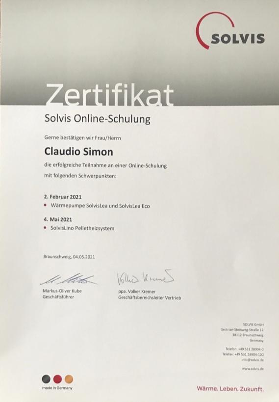 alphatech-Zertifikat_Solvis Online Schulung_Feb-Mai-2021